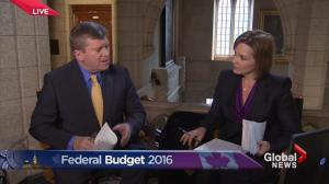 Liberal budget based on worst-case scenarios: Tom Clark