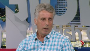 Lui Passaglia talks about Push for your Tush