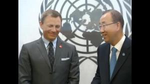 'James Bond' actor Daniel Craig appointed UN special Advocate by Ban Ki-moon