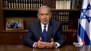 Peres 'devoted his life to Israel': Netanyahu