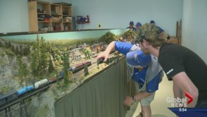 Model railroaders pull into Salmon Arm in June