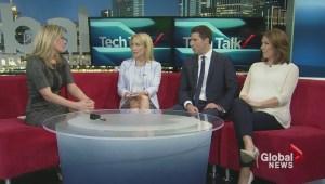 Tech: Samsung Galaxy S6 Edge smartphones