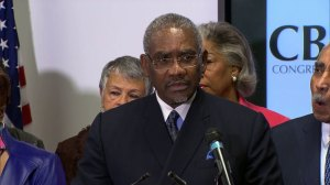 Hillary Clinton endorsed by Congressional Black Caucus PAC