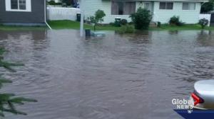 Prairies getting hammered with rain