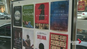 Few big movies among Academy Award nominees