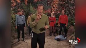 'Star Trek' still 'boldly going' after 50 years