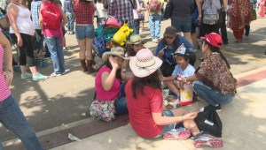 Calgary Stampede Breakfasts feed 25,000 people on Family Day