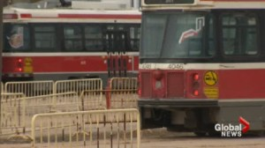 Aging TTC streetcars struggling in frigid temperatures