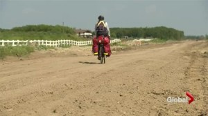 Criticisms risen against Trans Canada trail being unsafe, behind schedule