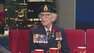 WWII vet Agnes Keegan to be honoured