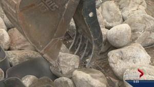 Penticton Creek restoration project underway