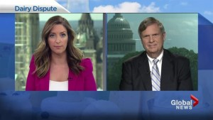Don't pull out of NAFTA, renegotiate trade agreement: Vilsack