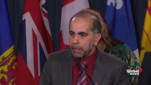 Muslim Canadian Forum says Muslims won't be 'political footballs'