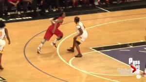 Lachine basketball player makes WNBA