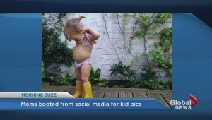 Mom's banned from Facebook, Instagram over 'provocative' photos