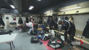 Wannabe hockey stars taste glory in Quebec City