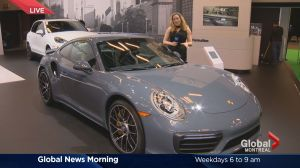 Montreal's auto show gets into gear
