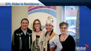 Edmonton Public Library – Elder in Residence