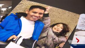 Friends gather to say goodbye to Mac's murder victim Ricky Cenabre