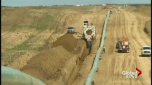 East pipeline could have impact on New Brunswick
