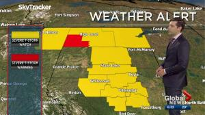 Edmonton Weather Forecast: June 26