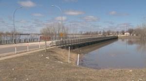 Provincial officials say flood risk low