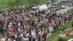 Police chief admits errors during protests