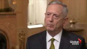 War with North Korea would be 'catastrophic': Mattis