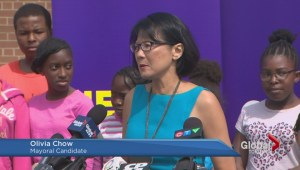 Olivia Chow to push for tighter gun control, bolster crime prevention if elected mayor