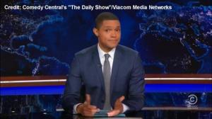 Trevor Noah takes over as host of 'The Daily Show'