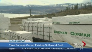 BIV: Time running out on existing softwood deal