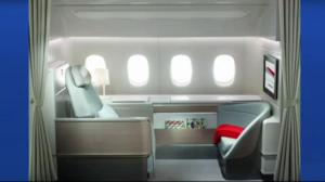 Travel: Flying first class on luxury flights