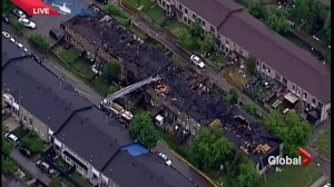 Brampton housing fire leaves families on the streets
