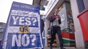 Scottish residents on both sides of independence debate offer their thoughts