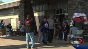 Wabasca residents return home after wildfire forced them out