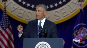 Obama reiterates that if a better healthcare plan is introduced he would support it