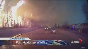 Fort McMurray wildfire: What the fire crews are up against