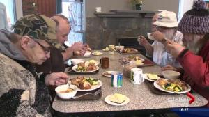 Edmonton hotels donate meals to seniors in need
