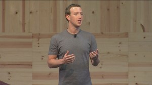 Mark Zuckerberg says Facebook 'dislike' button is about expressing empathy