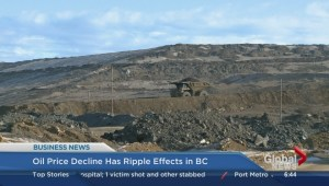 BIV: Oil price decline has ripple effect in BC