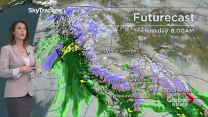 BC Evening Weather Forecast: Mar 13