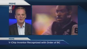 """V-Chip"" inventor to be appointed to the Order of B.C."