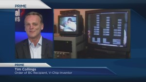 """""""V-Chip"""" inventor to be appointed to the Order of B.C."""