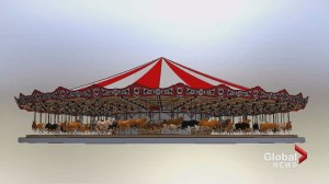 Calgarian hopes to build world's largest carousel