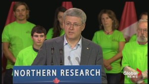 ISIS actions cannot go unchecked: Harper