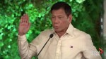 Philippines' Duterte welcomes facing impeach raps, possible ICC case