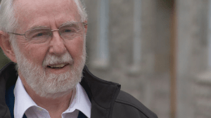 Queen's professor Arthur McDonald describes the excitement of winning Nobel Prize for Physics