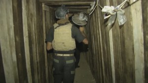 Iraqi army seizes tunnels used by ISIS