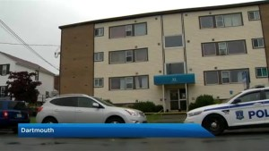 Woman found dead in Dartmouth apartment building