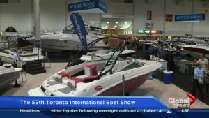 The Toronto Boat Show returns for is 59th year